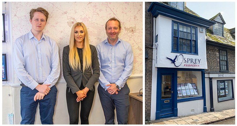 A straightforward approach to estate agency at Osprey